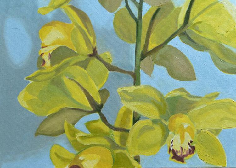Schilderij Karen Gielis